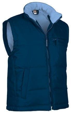 Chaleco calefactable🥇 chaleco con forro interior polar y múltiples bolsillos