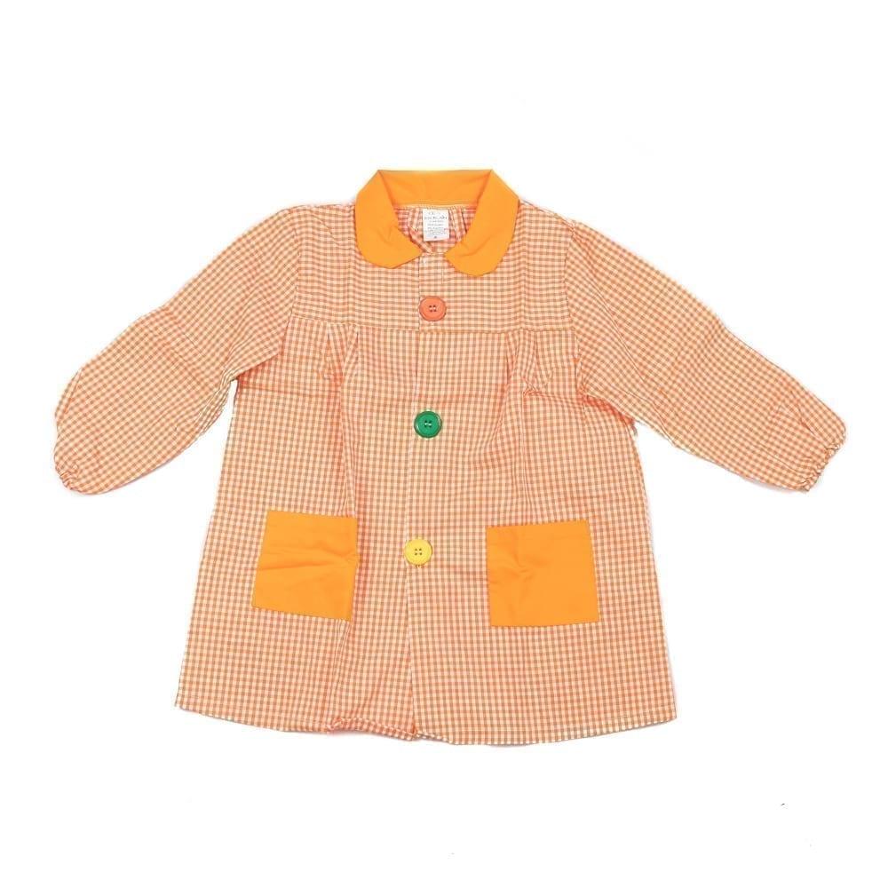 El mejor baby escolar naranja para niños y bebés