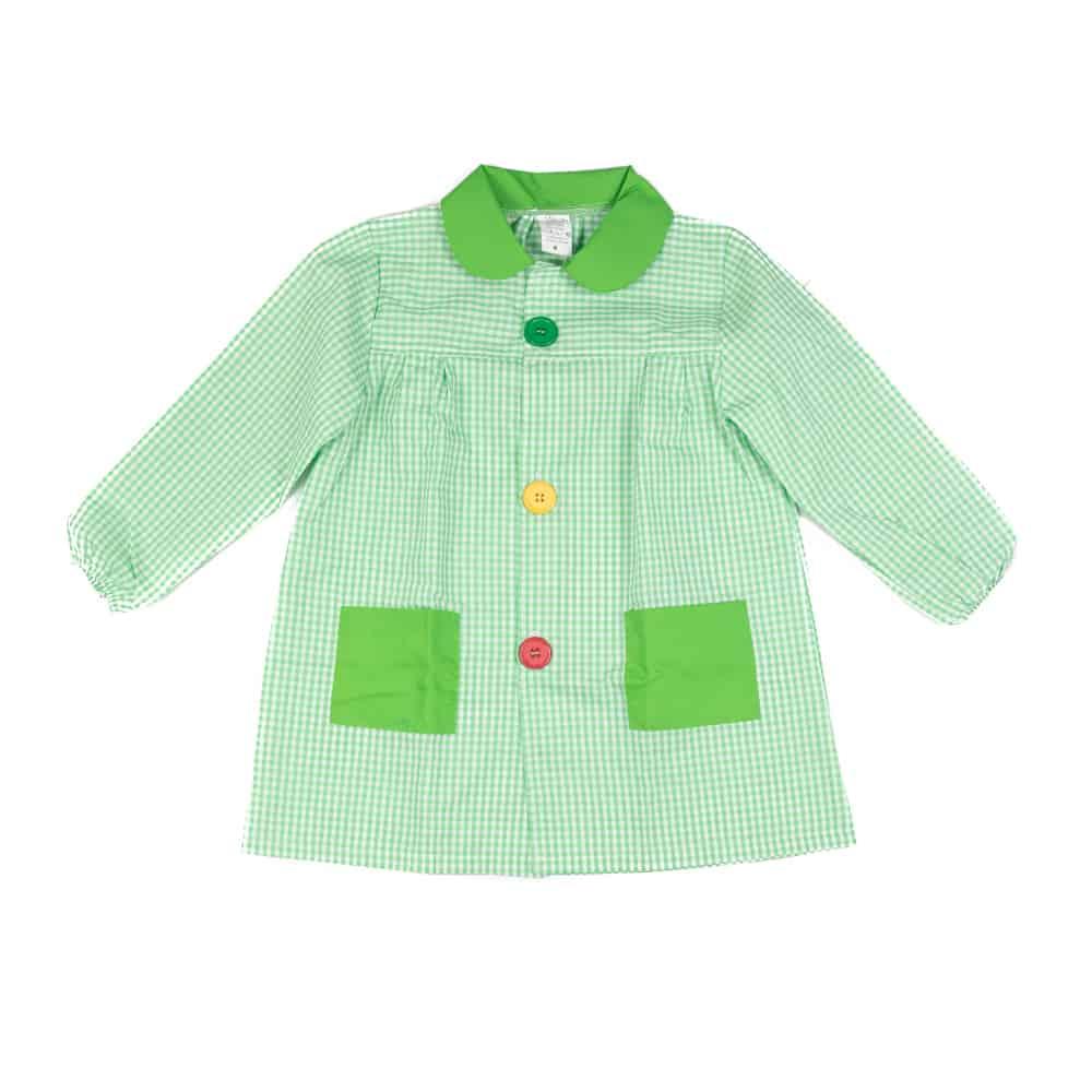El mejor baby escolar verde para niños y bebés