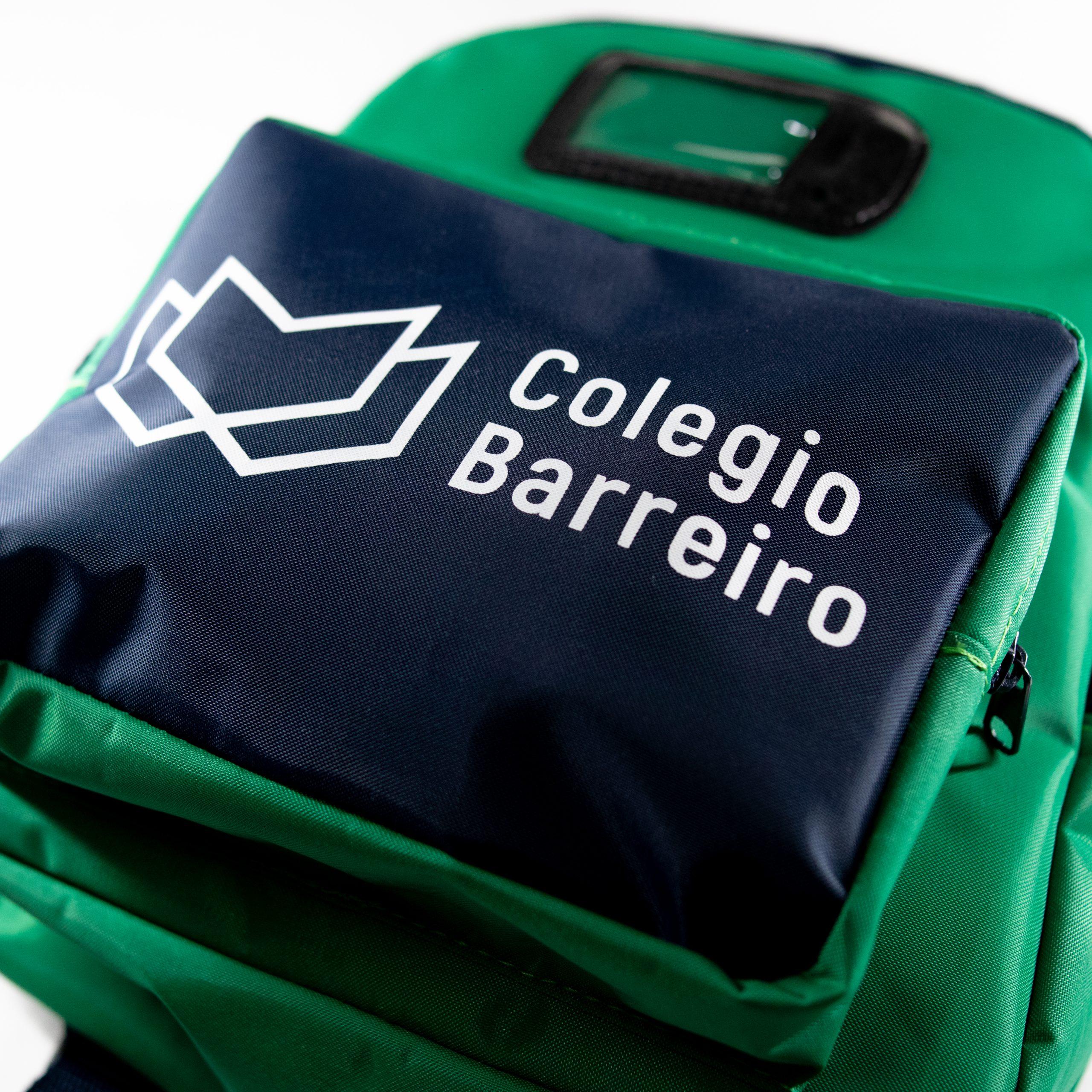 Colegio Barreiro - Mochila
